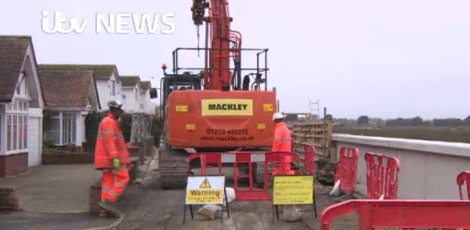 Mackley Shoreham ITV report 2